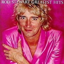 Rod Stewart Greatest Hits album