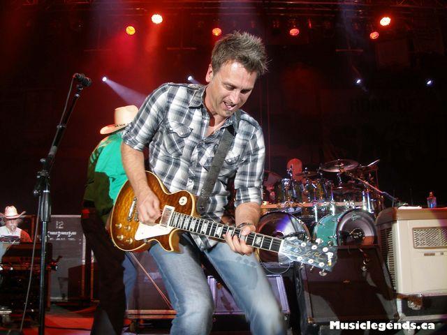 Chris Wormer guitarist for charlie daniels band halifax forum