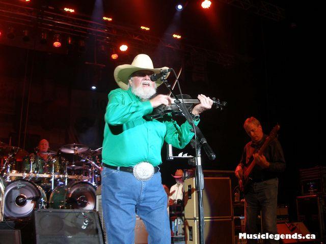 charlie daniels band halifax forum cowboy hats