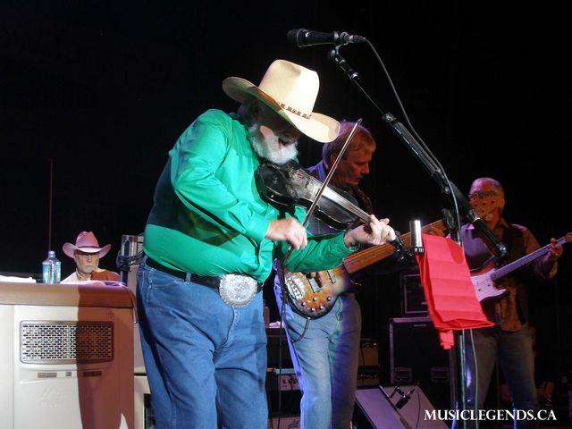 charlie daniels band halifax forum black fiddle