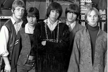 Buffalo Springfield with Neil Young and Stephen Stills