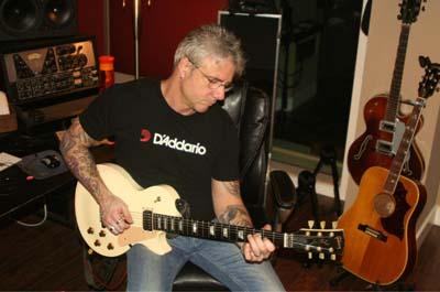Pete Lesperance guitar