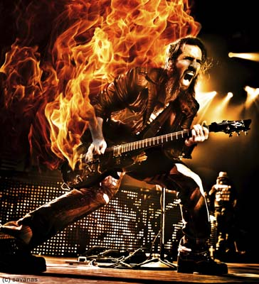 Ron Bumblefoot Thal Interview with guitarist