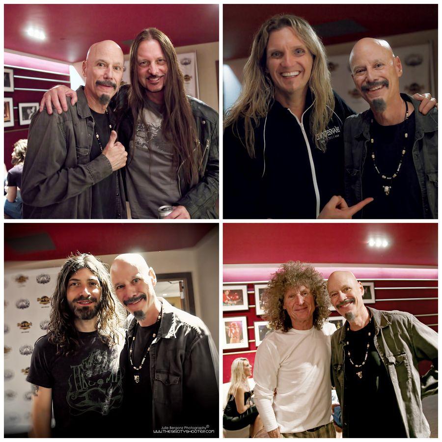 Bob Kulick and Whitesnake the joint hard rock hotel