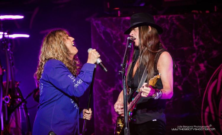 David Coverdale and Reb Beach Whitesnake the joint hard rock hotel