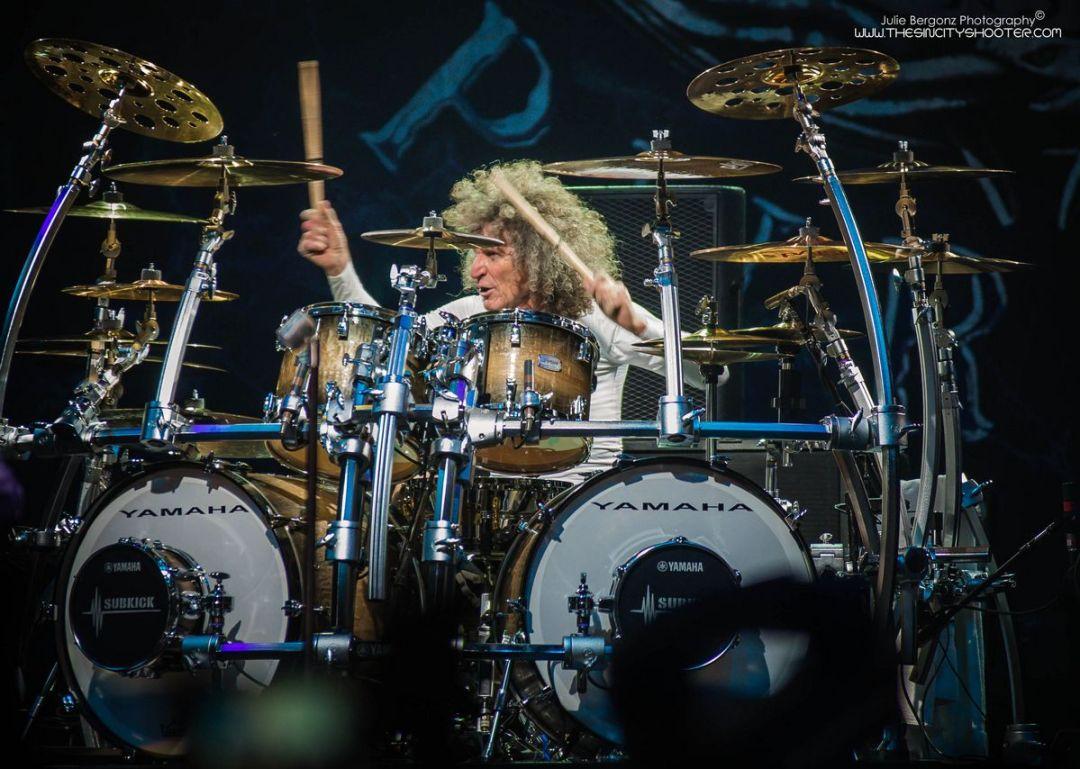 Tommy Aldridge Whitesnake the joint hard rock hotel