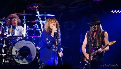 Whitesnake the joint hard rock hotel live