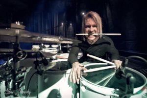 dan todd platinum blonde drummer