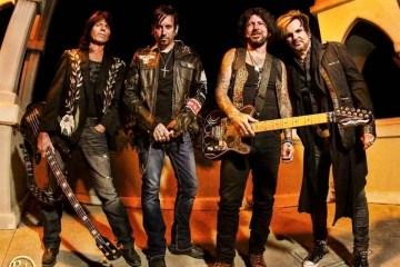 Devil City Angels band photo