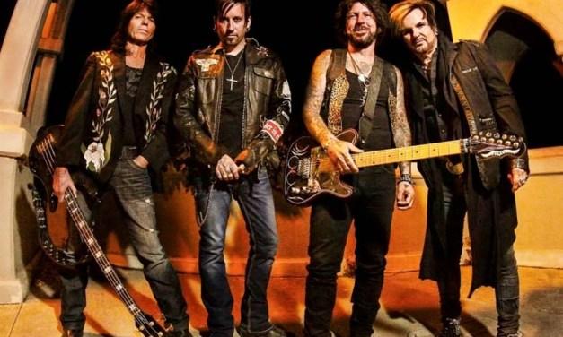 Tracii Guns Interview – Devil City Angels guitarist