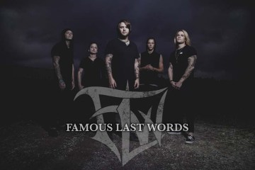 famous last words band
