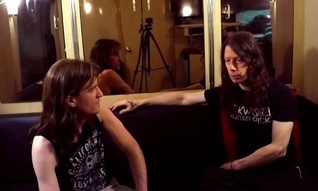 Rob De Luca Interview – Sebastian Bach Bassist – 2018