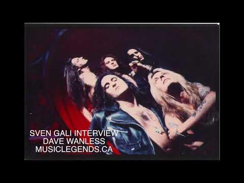 Sven Gali Interview – Dave Wanless