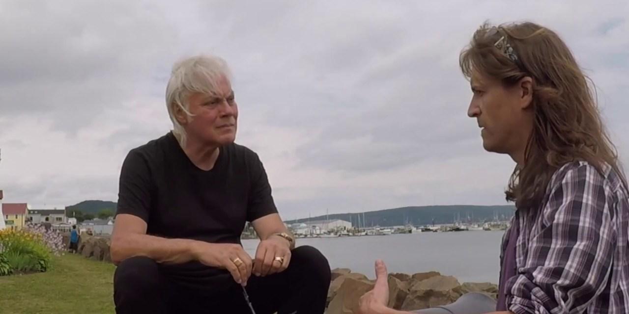 Alfie Zappacosta Interview