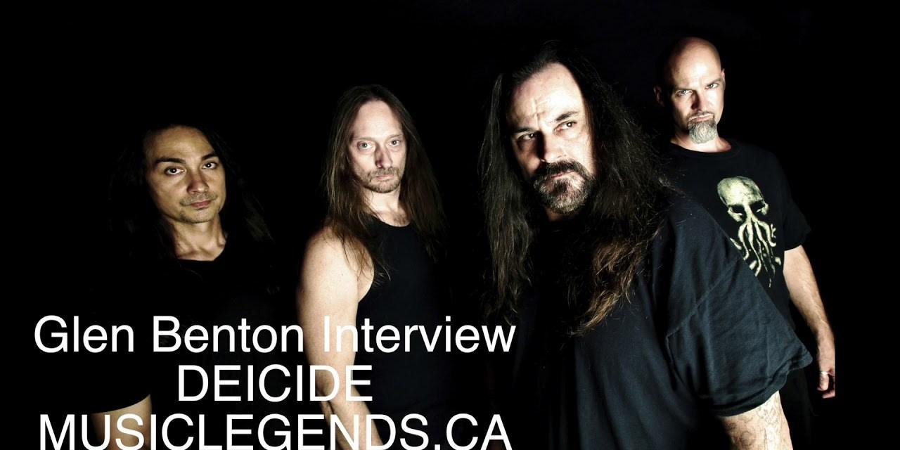 Glen Benton Interview 2018 – DEICIDE