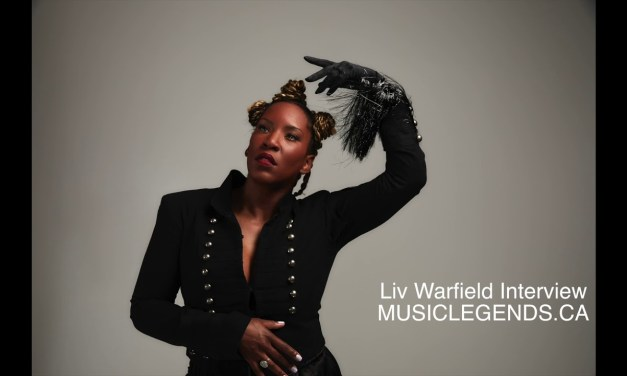 Liv Warfield Interview – Roadcase Royale 2018