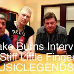 Jake Burns Interview – Stiff Little Fingers