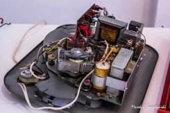 Mechanizm gramofonu WG 291 Tranzyston (1968)
