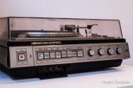 WIEGA 109 stereo - łódzki gramofon z radzieckim wzmacniaczem i obudową (połowa lat 80-tych)