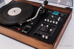 Gramofon klasy hi-fi Fonomaster 76 (1976)