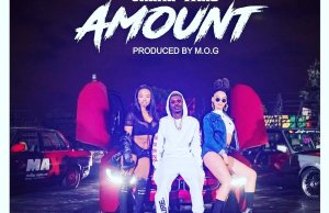 Shatta Wale 'Amount' cover