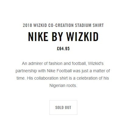 Starboy Jersey SOLD OUT