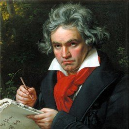 Quote # 3 by Ludwig van Beethoven