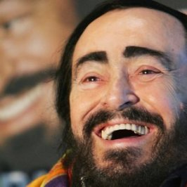 Quote # 54 by Luciano Pavarotti