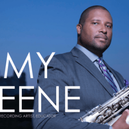 Jimmy Greene is a wonderful saxophonist