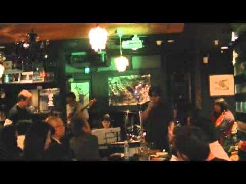 浜田省吾/ MIDNIGHT FLIGHT コピーバンド「Home Bound」 2011.12.18