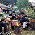 新宝島(サカナクション)/山根かずきバンドのカバー