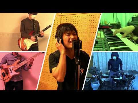 北斗の拳 主題歌「愛をとりもどせ!!」をバンドで演奏してみた!Band Cover【AIM RESTONE】