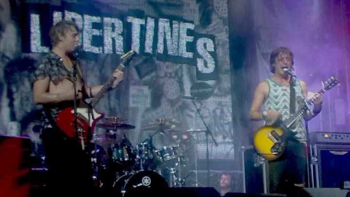 Ibiza Rocks 10 Year Anniversary with The Libertines