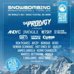 Snowbombing 2016 announces first wave of acts including The Prodigy