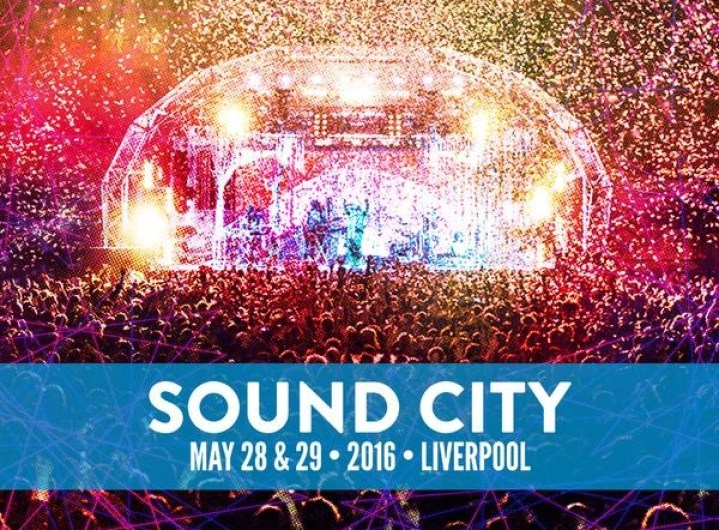 Sound City 2016 The Coral