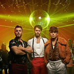 Take That unveil video for new single Hey Boy