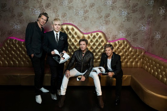 Duran Duran to headline 2016 Common People festival