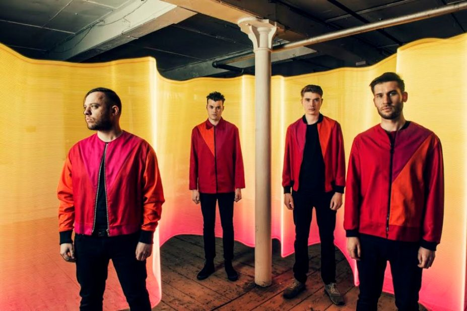 Everything Everything headline at Scarborough Fair Festival