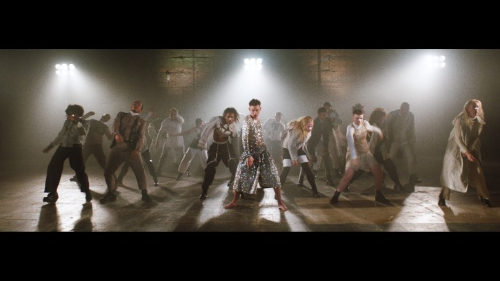 """Years & Years release official video for """"Meteorite"""""""