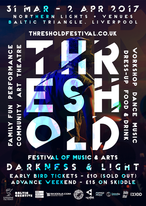 Threshold Festival 2017 Reveal Second Wave of Artists
