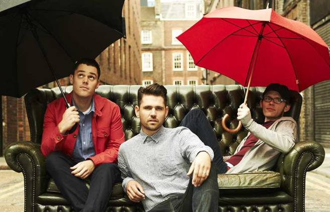 Scouting For Girls release 10th anniversary of debut album and announce headline tour