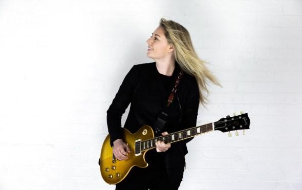 Joanne Shaw Taylor announced as headliner for Warrington Summertime Festival