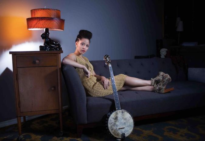Afro-Canadian Bluegrass & Roots - Kaia Kater May UK Tour