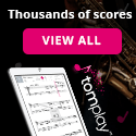 Tomplay Interactive Music Scores