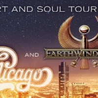 Concert Review/Photo Gallery: Chicago and Earth Wind and Fire at Riverbend Music Center in Cincinnati, OH