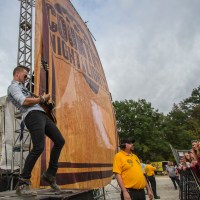 """Photos: Exclusive Sneakpeak into our Photo Gallery from the First ever """"Country Night Lights Festival in Athens, OH last night!"""