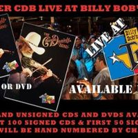 """Charlie Daniels to release Brand New """"Live From Billy Bob's"""" album. Pre-Order your autographed Copy today!"""