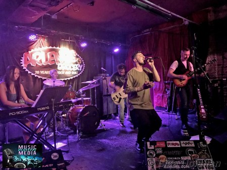 QUEENS COUNTY ROOTS AT ARLENE'S GROCERY 8:25:18 -5