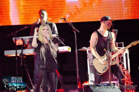 AVRIL LAVIGNE IN CONCERT XCITE CENTER OCT.10 ,2019 BENSALEM PA009_001