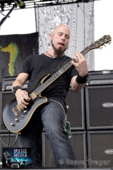 DROWNING POOL OZZFEST TOUR 2010 PHOTO STEVE TRAGER 01